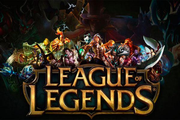Portada del juego League of Legends para PC