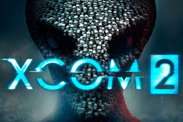 Portada del juego XCOM2.