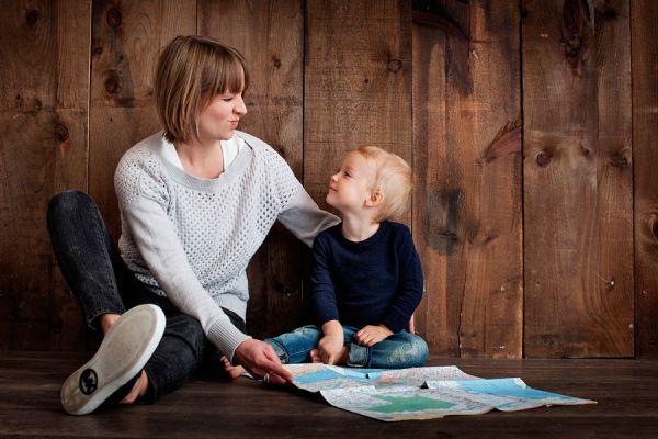 Cómo entablar un dialogo con tus hijos. Como hablar con los hijos varones. Consejos para dialogar con tus hijos varones