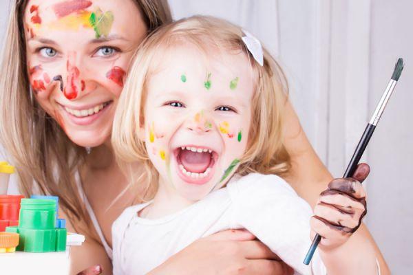 Tips para reducir el estres siendo madre. Cómo vivir con menos estrés siendo madre.