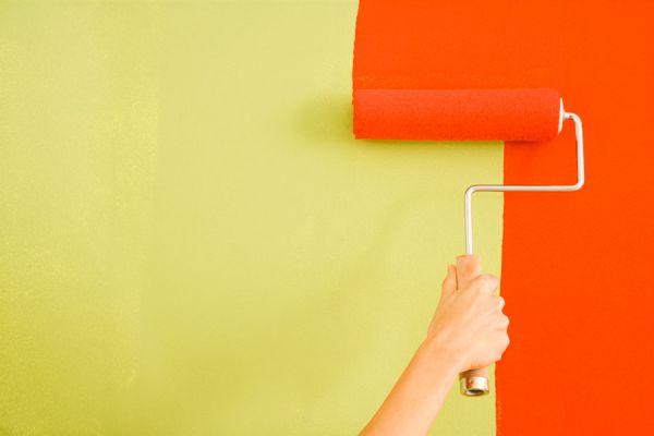 C mo pintar una pared con humedad - Pasos para pintar una pared ...