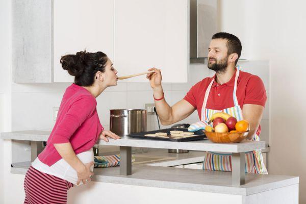 Dieta para mejorar las chances de embarazo. Cómo mejorar la salud reproductiva desde la alimentación. Comidas para una mejor salud reproductiva