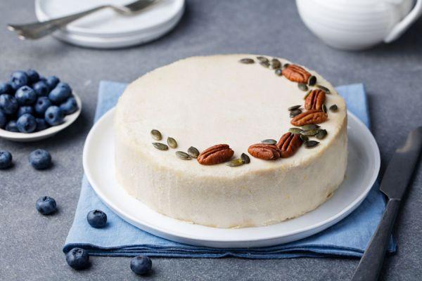 Torta de chocolate sin gluten apta para celíacos