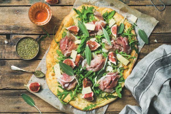 3 recetas para hacer pizza apta para celíacos. Recetas de pizza sin gluten. Pizza casera para celíacos. Ingredientes para hacer pizza casera sin TACC
