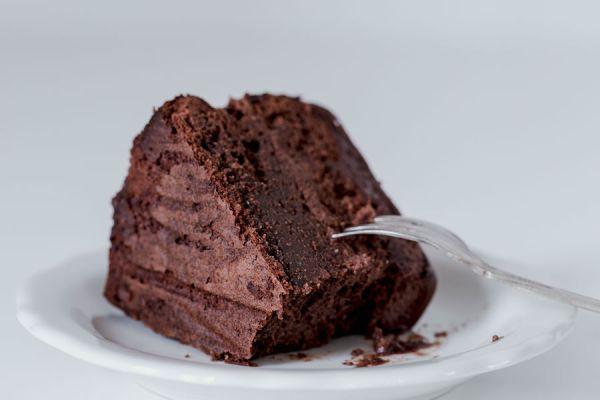 Pastel de mango sin harina. Torta de chocolate sin harina. Ingredientes para hacer una torta sin harina
