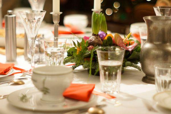 ideas originales para la mesa de navidad