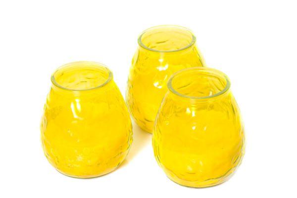 Velas caseras para ahuyentar mosquitos. Velas de citronela caseras.