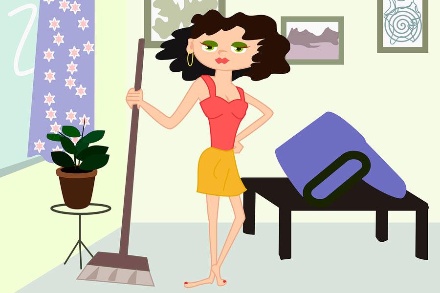 Tips para organizar la tareas del hogar. métodos para planificar las tareas de la casa. Cómo organizar una agenda con las tareas del hogar