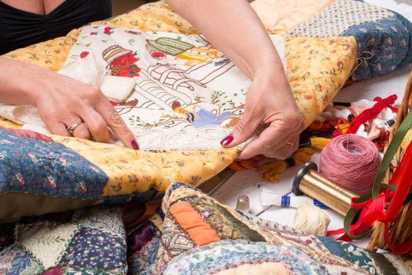 Qué hacer con las viejas mantas de bebe? Ideas para aprovechar las mantas de bebé. Cómo reciclar las mantas de bebé en desuso