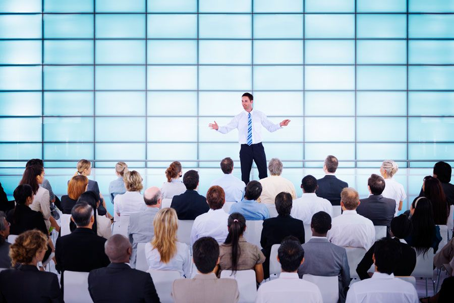 Tips para saber responder a las preguntas luego de una exposición. Cómo responder preguntas en una conferencia
