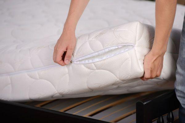Tips para cuidar el colchón. Recomendaciones para limpiar y cuidar un colchón.