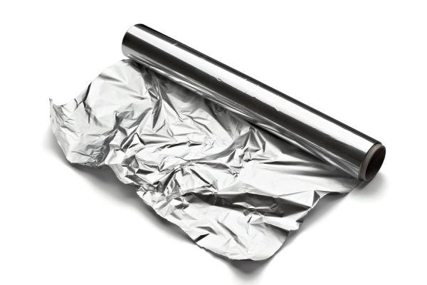 Usos del papel de aluminio. Ideas para reutilizar papel de aluminio. Cómo aprovechar el papel de aluminio