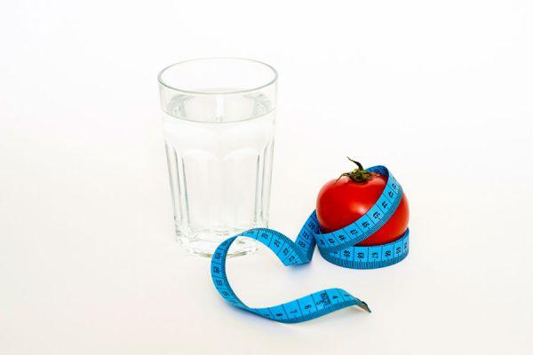 La dieta del agua y sus beneficios para adelgazar