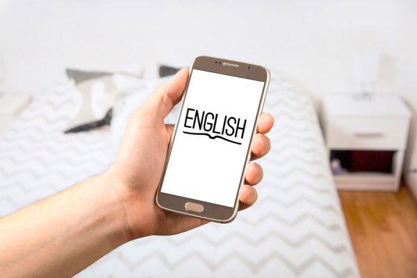Hay muchas apps para hacer cursos intensivos de inglés online