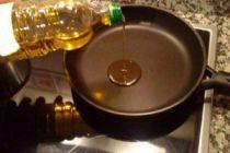 Cuándo cambiar el aceite al fritar