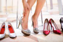 Cómo colocarse los zapatos fácilmente sin que opriman