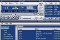 Como cargar automáticamente los datos de las canciones en Winamp