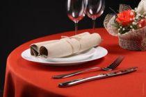 Cómo usar las servilletas en la mesa