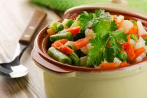 Cómo Cocinar las Verduras al Vapor