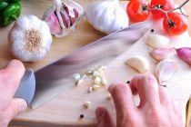 Cómo freír los ajos