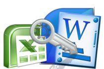 Como proteger un documento de Office con contraseña