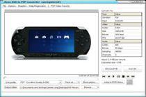 Cómo ver un DVD en la PSP de Sony