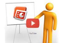 Cómo Subir una Presentación en PowerPoint a YouTube