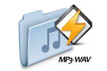 Como convertir un MP3 en WAV con WinAmp