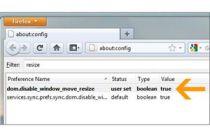 Cómo impedir que un sitio cambie el tamaño de tu navegador