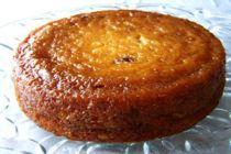 Cómo desmoldar tortas o bizcochuelos