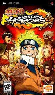 Trucos para Naruto: Ultimate Ninja Heroes - Trucos PSP