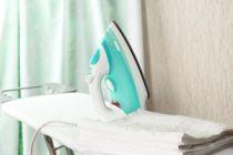 Cómo planchar una falda o pollera con tablas