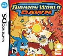 Passwords para Digimon World: Dawn - Trucos DS