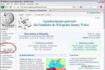 Cómo crear contenido en Wikipedia