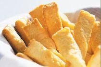 Cómo hacer palitos de queso