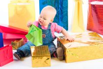 Que regalar a un bebe entre 6 y 2 meses