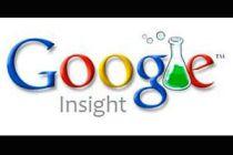 Cómo utilizar Google Insight