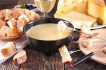 Cómo comer la fondue de queso