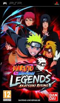Trucos para Naruto Shippuden Legends: Akatsuki Rising - Trucos PSP