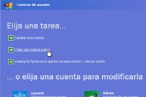 Cómo crear usuarios en Windows XP