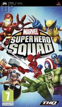 Trucos para Marvel Super Hero Squad - Trucos PSP