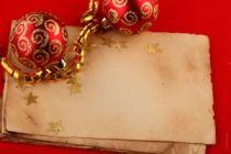 Tarjetas Navideñas hechas por Niños