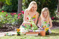 Cómo Iniciar a los Niños en la Jardinería