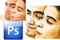 Trucos Photoshop: Foto con efecto Dibujo