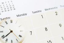Cómo Organizar las Actividades del Año