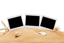 Hacer un Portaretrato con Arena de la Playa