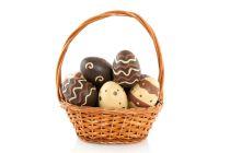 Huevos de Pascuas rellenos de Helado. Como hacerlo