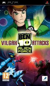 Trucos para Ben 10 Alien Force: Vilgax Attacks - Trucos PSP