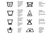 Cómo interpretar los símbolos de lavado