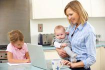 Cómo pasar tiempo con los hijos cuando somos madres trabajadoras